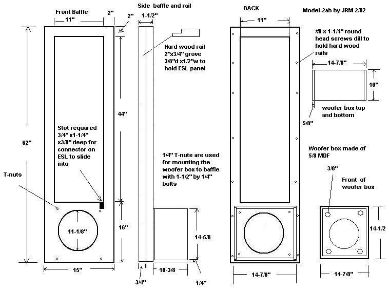 DIY electrostatic speakers for dummies - diyAudio